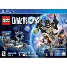 Foto Jogo Lego Dimensions PS4 Warner Bros