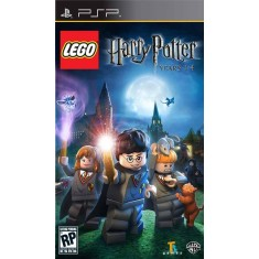 Foto Jogo Lego Harry Potter Years 1-4 Warner Bros PlayStation Portátil
