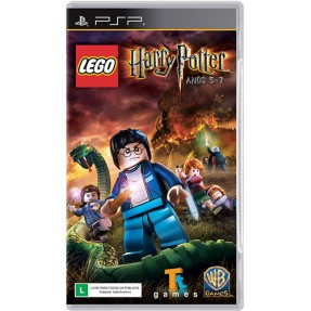 Foto Jogo Lego Harry Potter Years 5-7 Warner Bros PlayStation Portátil