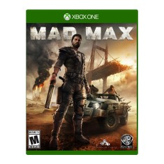 Foto Jogo Mad Max Xbox One Warner Bros