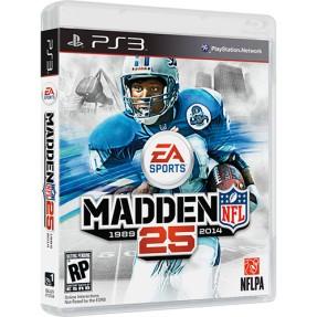 Foto Jogo Madden NFL 25 PlayStation 3 EA
