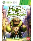 Jogo Majin and the Forsaken Kingdom Xbox 360 Bandai Namco
