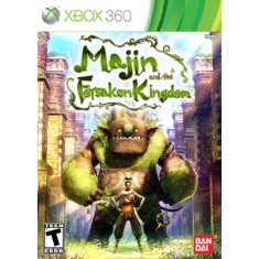 Foto Jogo Majin and the Forsaken Kingdom Xbox 360 Bandai Namco