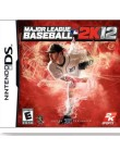 Jogo Major League Baseball 2K12 2K Nintendo DS