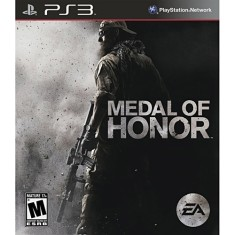 Foto Jogo Medal of Honor PlayStation 3 EA