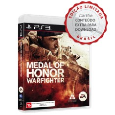 Foto Jogo Medal of Honor: Warfighter PlayStation 3 EA