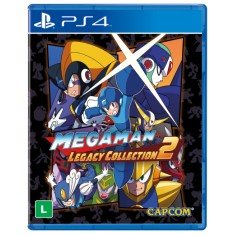 Foto Jogo Mega Man Legacy Collection 2 PS4 Capcom