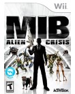 Jogo Men In Black: Alien Crisis Wii Activision