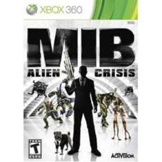 Foto Jogo Men in Black: Alien Crisis Xbox 360 Activision