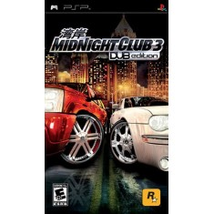 Foto Jogo Midnight Club 3 DUB edition Rockstar PlayStation Portátil