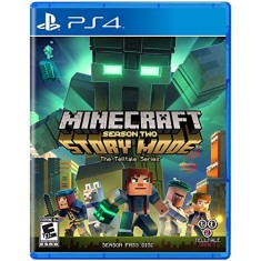 Foto Jogo Minecraft Season Two Story Mode The Telltale Series PS4 Telltale