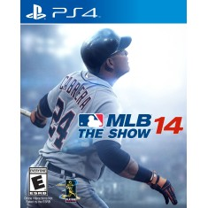 Foto Jogo MLB 14 The Show PS4 Sony