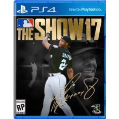 Foto Jogo MLB The Show 17 PS4 Sony