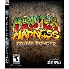Foto Jogo Monster Madness: Grave Danger PlayStation 3 SouthPeak Games