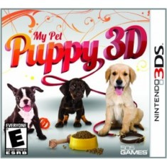 Foto Jogo My Pet Puppy 3D 505 Games Nintendo 3DS