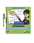 Jogo My Virtual Tutor Reading Adventure Pre-k to Kinder Mentor Interactive Nintendo DS