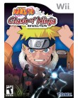 Jogo Naruto Clash of Ninja Revolution Wii Tomy