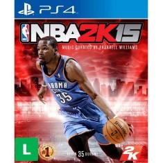 Foto Jogo NBA 2K15 PS4 2K