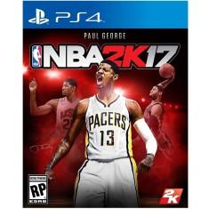Foto Jogo NBA 2K17 PS4 2K