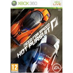 Foto Jogo Need For Speed Hot Pursuit Xbox 360 EA