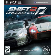 Foto Jogo Need For Speed: Shift 2 Unleashed PlayStation 3 EA
