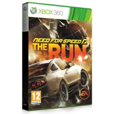 Foto Jogo Need for Speed The Run Xbox 360 EA