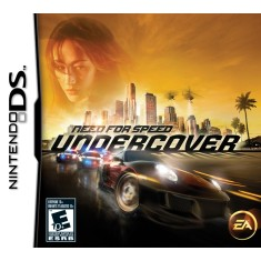 Foto Jogo Need for Speed Undercover EA Nintendo DS