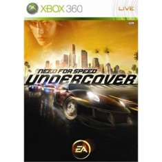 Foto Jogo Need For Speed Undercover Xbox 360 EA