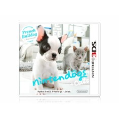 Foto Jogo Nintendogs + Cats French Bulldog Nintendo 3DS