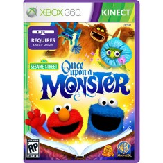 Foto Jogo Once Upon a Monster Vila Sesamo Xbox 360 Warner Bros