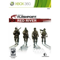 Foto Jogo Operation Flashpoint Red River Xbox 360 Codemasters