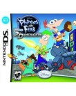 Jogo Phineas and Ferb Across The 2nd Dimension Disney Nintendo DS