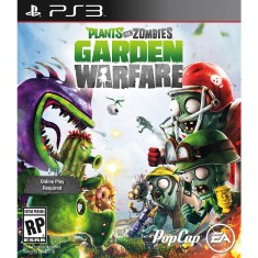 Foto Jogo Plants VS Zombies: Garden Warfare PlayStation 3 Popcap