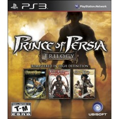 Foto Jogo Prince of Persia: Trilogy PlayStation 3 Ubisoft