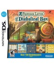 Jogo Professor Layton and the Diabolical Box Nintendo DS