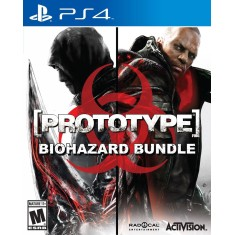 Foto Jogo Prototype Biohazard Bundle PS4 Activision