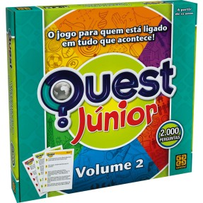 Foto Jogo Quest Junior 2 Grow