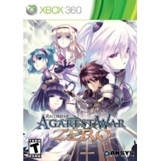 Foto Jogo Record of Agarest War Zero Xbox 360 Aksys Games