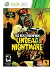 Jogo Red Dead Redemption Undead Nightmare Xbox 360 Rockstar