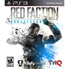 Foto Jogo Red Faction: Armageddon PlayStation 3 THQ