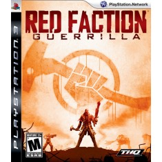 Foto Jogo Red Faction: Guerrilha PlayStation 3 THQ