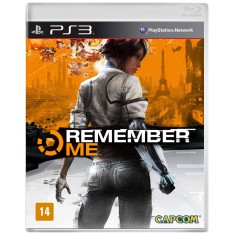 Foto Jogo Remember Me PlayStation 3 Capcom