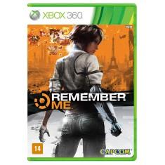 Foto Jogo Remember Me Xbox 360 Capcom