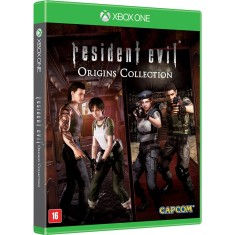 Foto Jogo Resident Evil Origins Collection Xbox One Capcom