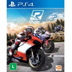 Foto Jogo Ride PS4 Bandai Namco