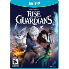 Foto Jogo Rise of the Guardians Wii U D3 Publisher