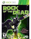 Jogo Rock of the Dead Xbox 360 Ufo Games