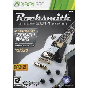 Foto Jogo Rocksmith 2014 Xbox 360 Ubisoft