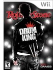 Jogo Rolling Stone Drum King Wii 505 Games