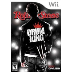 Foto Jogo Rolling Stone Drum King Wii 505 Games